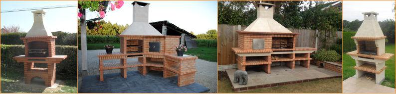 my barbecue barbecue en brique du portugal. Black Bedroom Furniture Sets. Home Design Ideas
