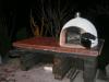 Picture of Four a Pizza Pain en refractaire - BRAGA 110cm