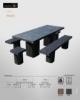 Picture of Table en Pierre reconstituee M220F