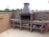 Picture of Barbecue Pierre Fixe AV380F
