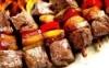 recette de brochettes au barbecue charbon