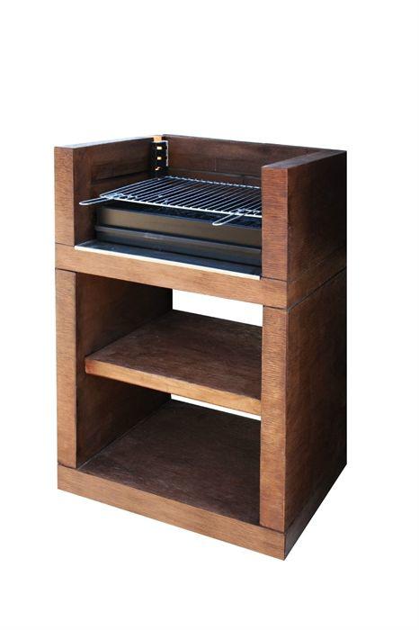 my barbecue barbecue contemporain pas cher av08m. Black Bedroom Furniture Sets. Home Design Ideas