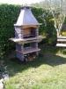 Picture of Barbecue vertical pierre en ligne PR4020F