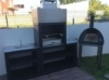 Picture of Barbecue moderne avec évier AV30M