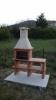 Picture of Barbecue Brique Beton AV325F