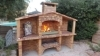 Picture of Barbecue rustique avec évier  FR0086F