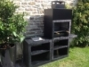 Picture of Barbecue Moderne avec Evier AV45M