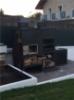 Picture of Barbecue Ligne Moderne avec Four et Evier AV100M