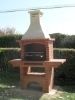 Picture of Barbecue en kit de Jardin CE2040F