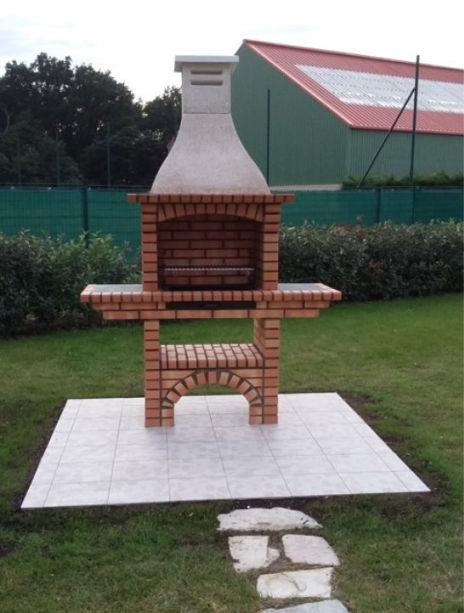 my barbecue barbecue en briques fixe ce2050f. Black Bedroom Furniture Sets. Home Design Ideas