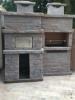 Picture of Kit barbecue fixe en pierre avec four PR4730F