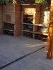 Picture of Barbecue en Beton Avec Four a Bois AV280F
