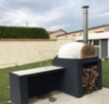 Picture of Four à pizza professionnel Impexfire PIZZAIOLI 120cm