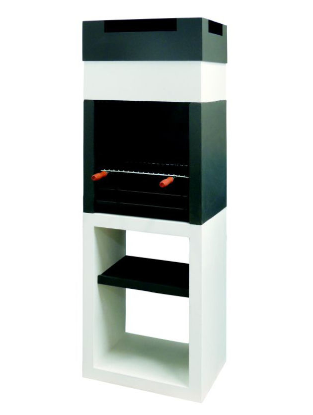 my barbecue barbecue moderne en pierre ar820f. Black Bedroom Furniture Sets. Home Design Ideas