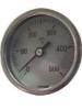 Picture of Thermomètre de porte pour Four à Bois en Brique AC16F