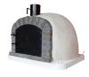Picture of Four a bois et pizza VENTURA Noir 100 cm