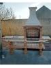 Picture of Barbecue a monter de Jardin avec évier CE4030F