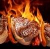 Picture of Barbecue Double Moderne avec Évier AV50M