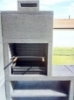 Picture of Barbecue Moderne avec Four et Evier AV80M
