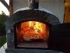 Picture of Four à bois et pizza VENTURA Noir 100 cm