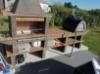 Picture of Barbecue en Pierre et Four a Bois AV245F