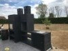 Picture of Barbecue Moderne avec Four et Evier AV80M