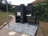 Picture of Barbecue Moderne avec Four AV85M