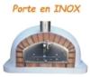 Picture of Four a pizza et pain du Portugal BUENAVENTURA Rouge 100cm