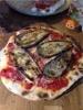 Picture of Four a pizza et pain bois BUENAVENTURA Noir 90 cm