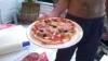 Picture of Four a pizza et pain du Portugal BUENAVENTURA Noir 100cm