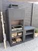 Picture of Barbecue Moderne avec Evier AV46M