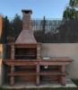 Picture of Barbecue fixe en pierre reconstituée AV370F