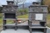 Picture of Barbecue et Four a Bois a Pain AV290F
