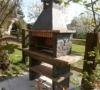 Picture of Barbecue de jardin en pierre AV340F