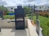 Picture of Barbecue contemporain Impexfire pierre AV15M