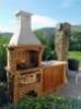 Picture of Barbecue à charbon de Jardin avec évier CE8010F