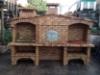 Picture of Barbecue Rustique avec Four et évier FR003F